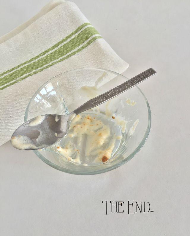 Suave y refrescante Espuma de Limón http://bizcochosysancochos.blogspot.com/