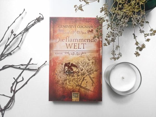Rezension zu Die flammende Welt von Genevieve Cogman