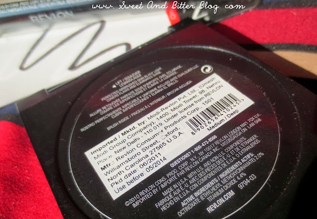 Revlon Photoready Powder SPF 14 030 Medium Review India