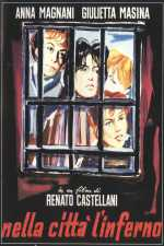 Nella Città l'Inferno (Hell in the City) (Caged) 1959