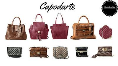 Bolsas Capodarte - Claudia Rosa Blog