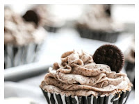 Oreo Cupcakes With Cookies & Cream Frosting Recipe