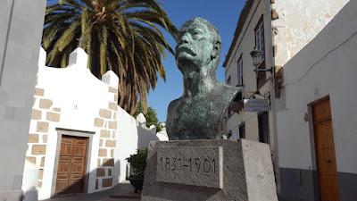 Statua Telde