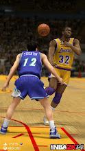 NBA 2k14 Magic Johnson and John Stockton