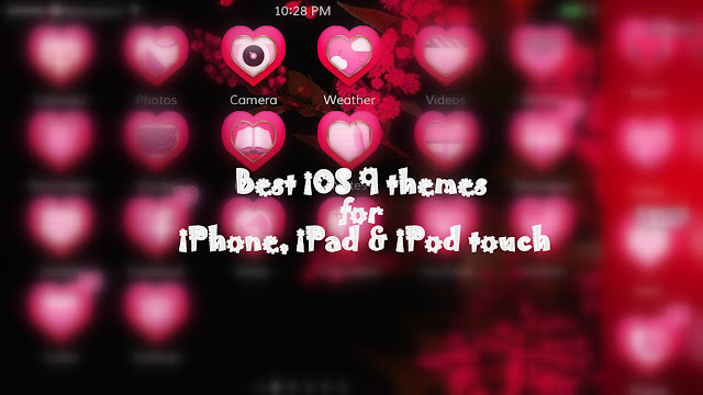 Looking for the best themes for iOS 9? Well, I have listed the 10 best new iOS 9 themes for all iDevices which changes your HomeScreen layout in a beautiful way.