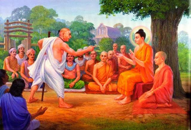 135. Tiểu kinh Nghiệp phân biệt - Kinh Trung Bộ - Đạo Phật Nguyên Thủy
