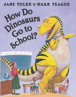 Teach how we can be like dinos and make good or bad decisions.