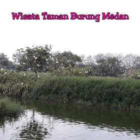 Wisata Taman Burung Kota Medan