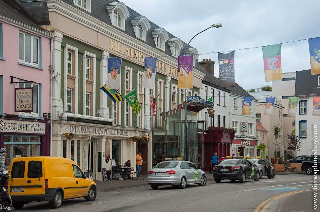 Calles Killarney Irland Condado de Kerry