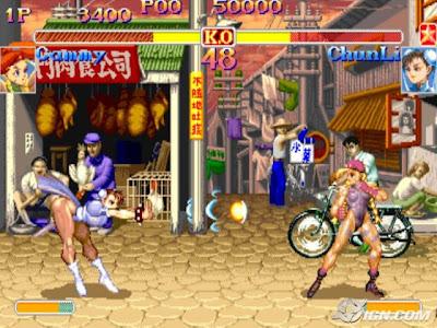 Capcom Classics Collection Vol.1 (PS2) 2005