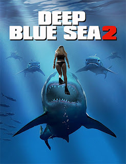 Ver Deep Blue Sea 2 (2018) Gratis Online