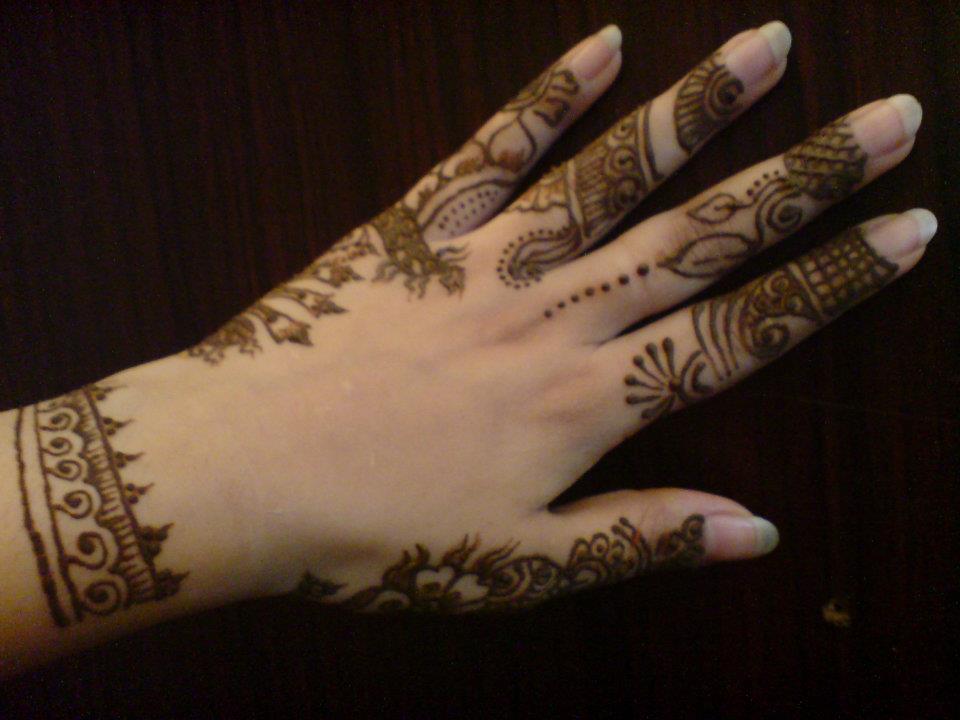 Easy Henna Designs For Beginners: Mehndi Style: Easy Mehndi Designs For Beginners