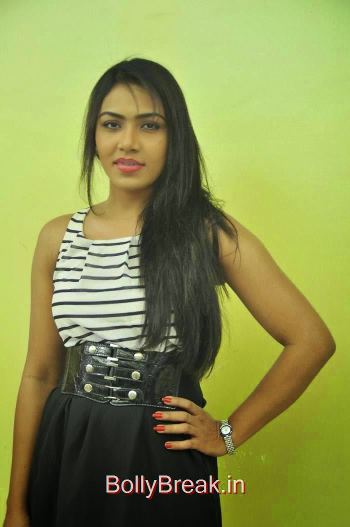 Risha Pics, Risha Hot Pics from Virudhalaam Pattu Movie
