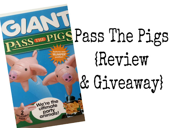 Pass The Pigs {Review & Giveaway}