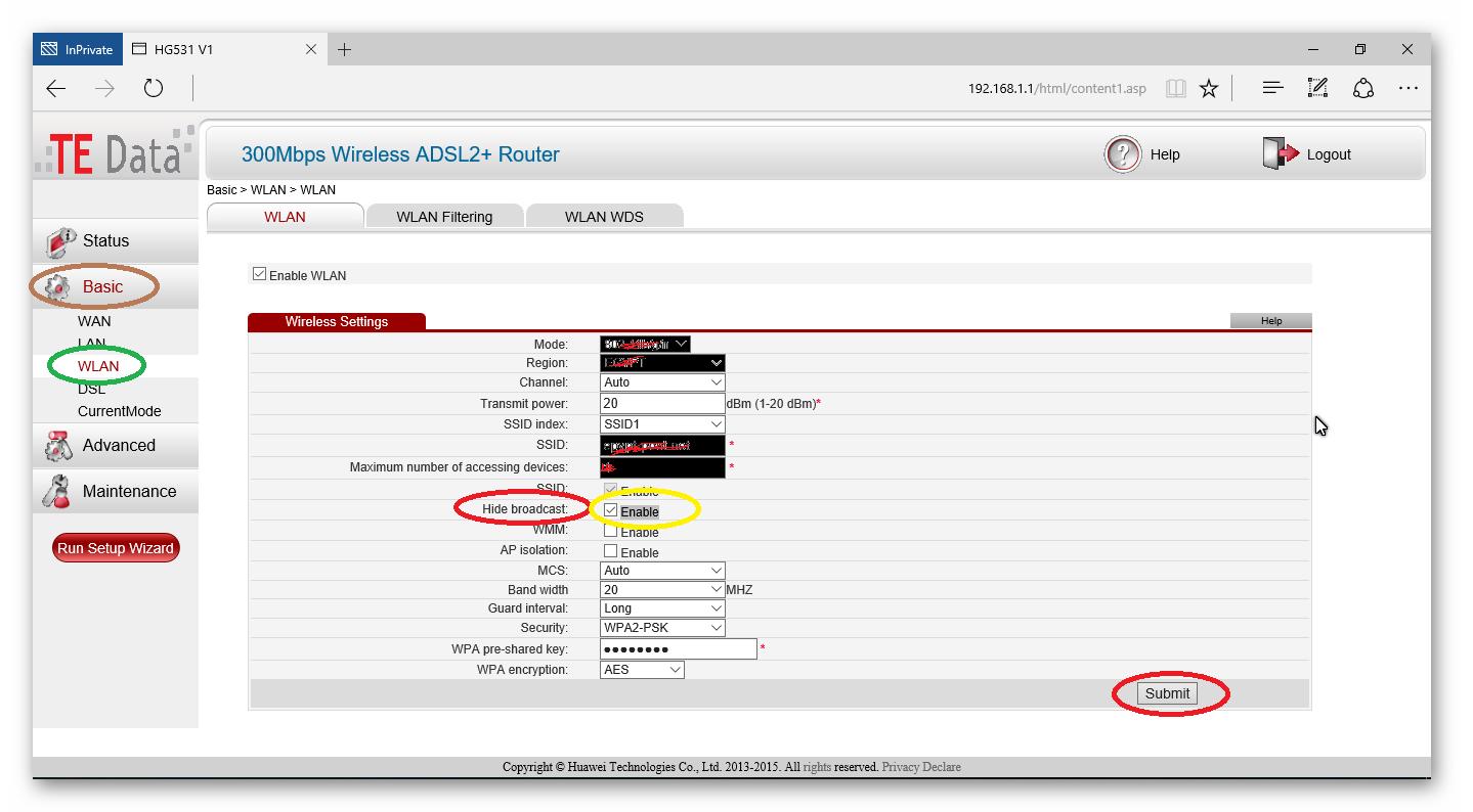 Huawei Hg531 V1 Hack