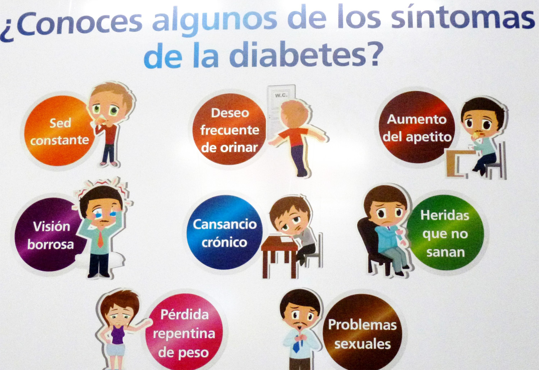 síntomas de glucógeno agotados de diabetes