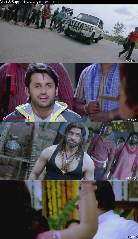 Seeta Ramula Kalyanam 2010 UNCUT Dual Audio Hindi 720p HDRip
