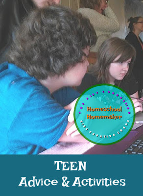 Advice and Activities for Teenagers