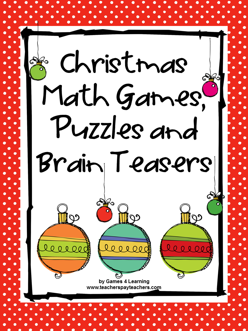 Sly image throughout christmas math games printable