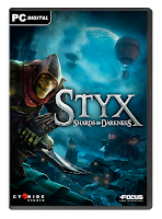 Stys: Shards of Darkness PC Game Art