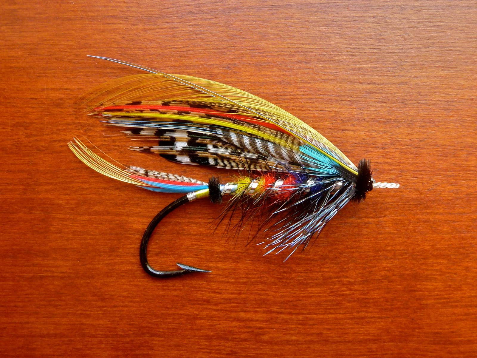 Atlantic Salmon Flies: January 2012
