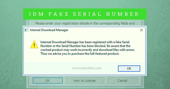 idm tanpa serial number untuk windows 7