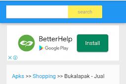 Cara Download Aplikasi (.APK) Tanpa Di Play Store