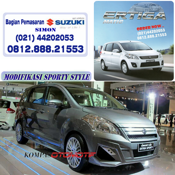 Modifikasi Suzuki Futura Pick Up 2014