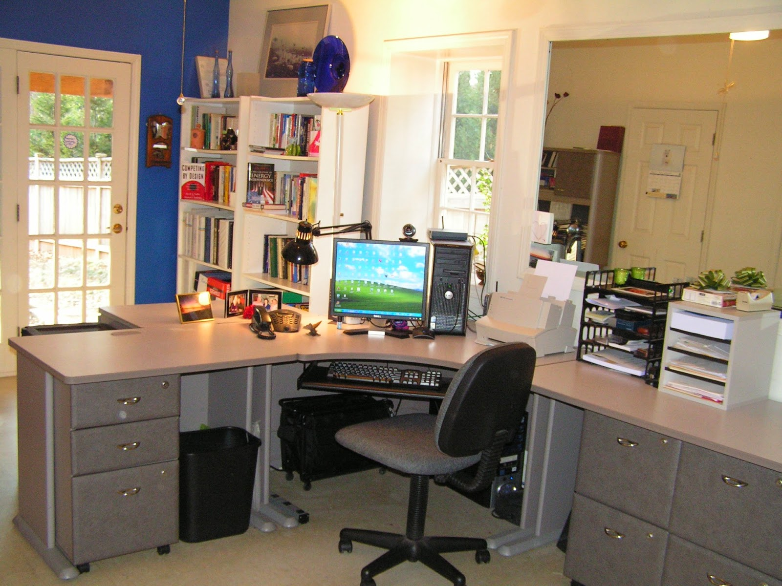 Miraculous How To Set Up Home Office Edeprem Com Largest Home Design Picture Inspirations Pitcheantrous