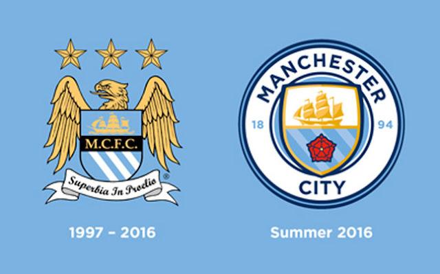 El City presenta escudo y cuenta en Twitter
