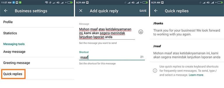 5 Cara Ampuh Agar Cepat Dalam Mengetik Di WhatsApp