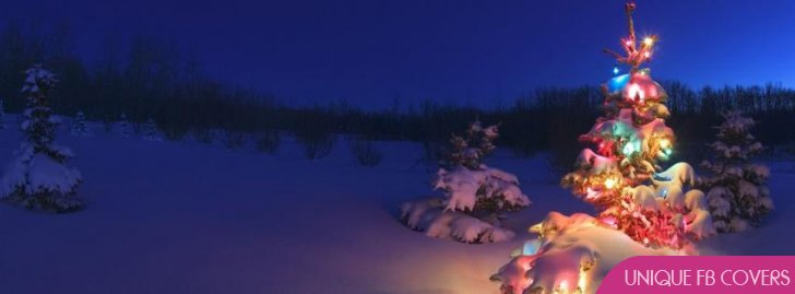 Christmas Night Cover Picture and Twitter Image