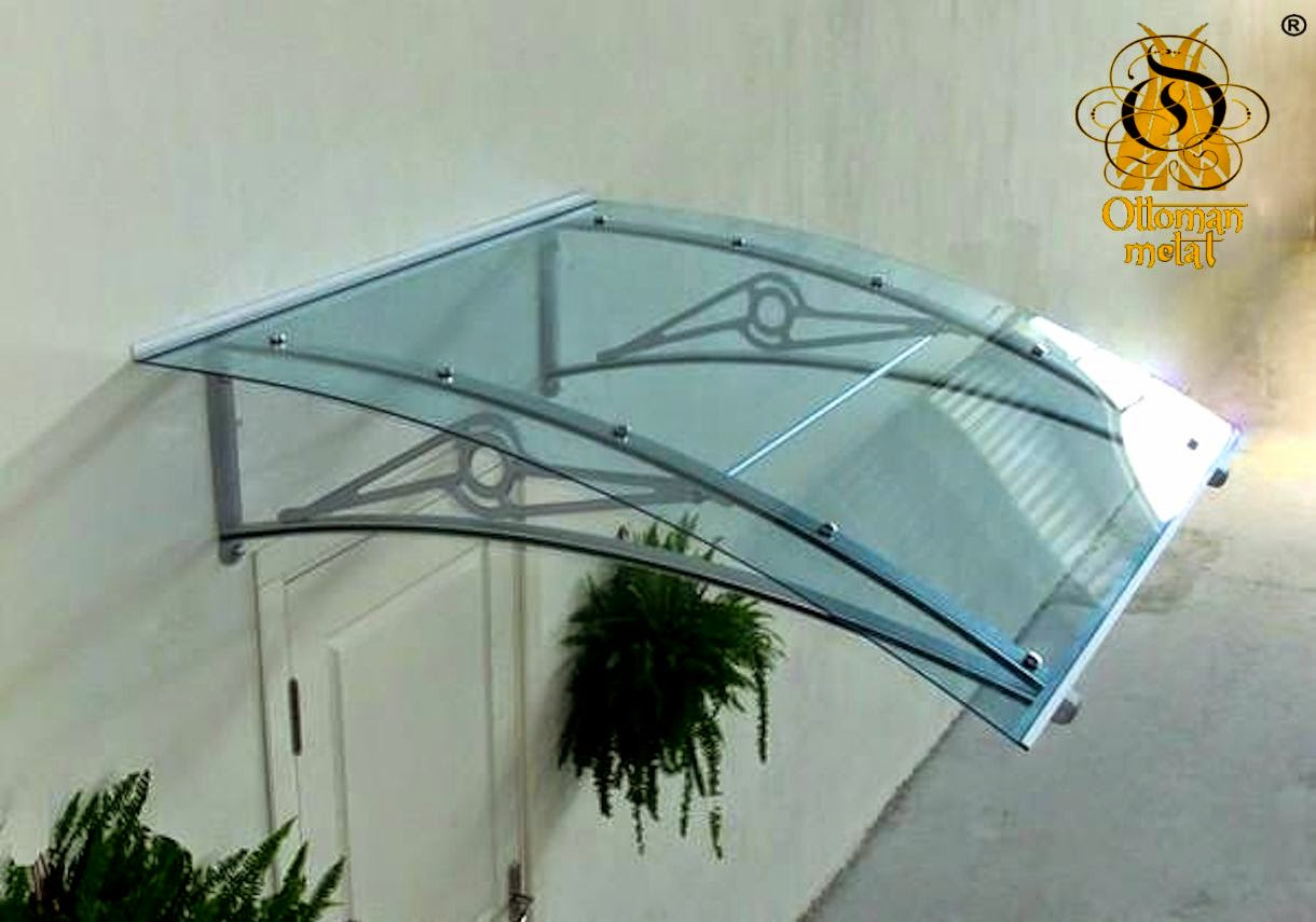 0 yorum & Wrought iron door canopies-Wrought iron metal Latvia