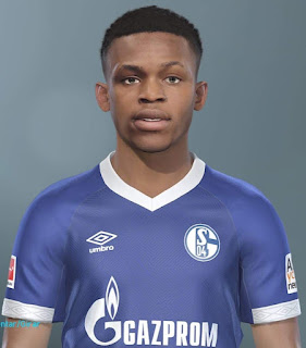 PES 2019 Faces Rabbi Matondo by Eric Facemaker