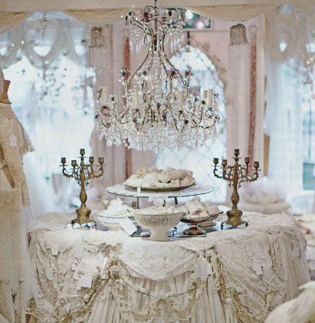 NANA DIANA TAKES A BREAK: Romantic Homes Post