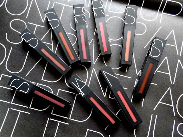 NARS Powermatte Lip Pigments Part 1