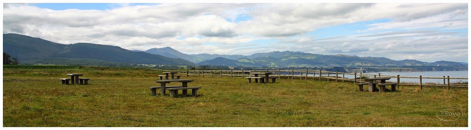 Área recreativa del Cabo Busto, Asturias