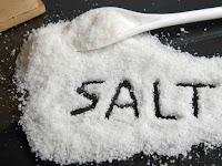 3 Alasan Penting Bila Mengkonsumsi Garam Secara Lebih Untuk Kesehatan