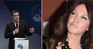 Βάνα Μπάρμπα: «Ο Τσίπρας είναι συμπαθής. Ενα παιδί πολύ αληθινό»
