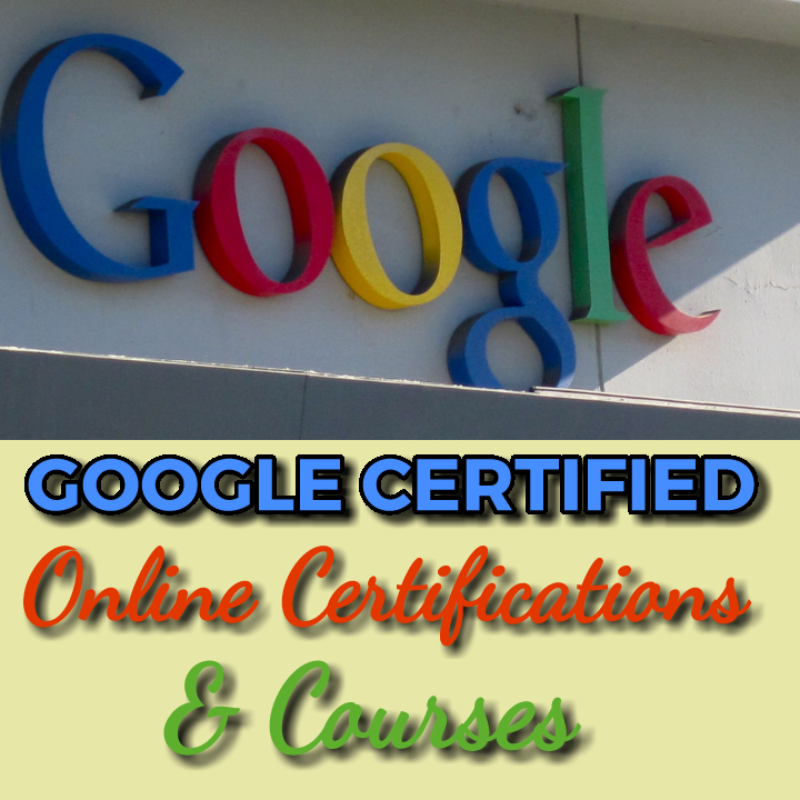 Google Certified Online IT Certification Courses For Sure Success ...