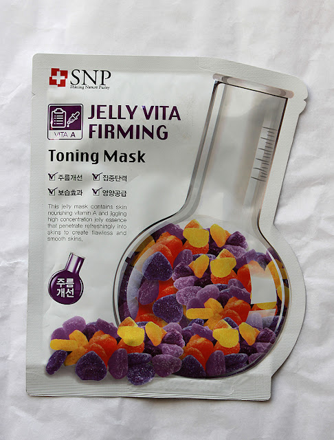 Jelly Vita Firming: Toning Mask от Shining Nature Purity.