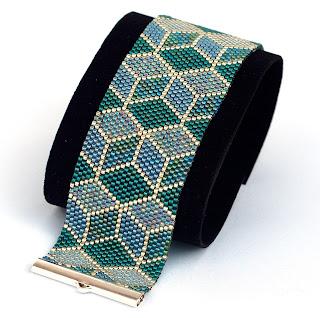 Peyote Bracelet / Armband by PrettyNett