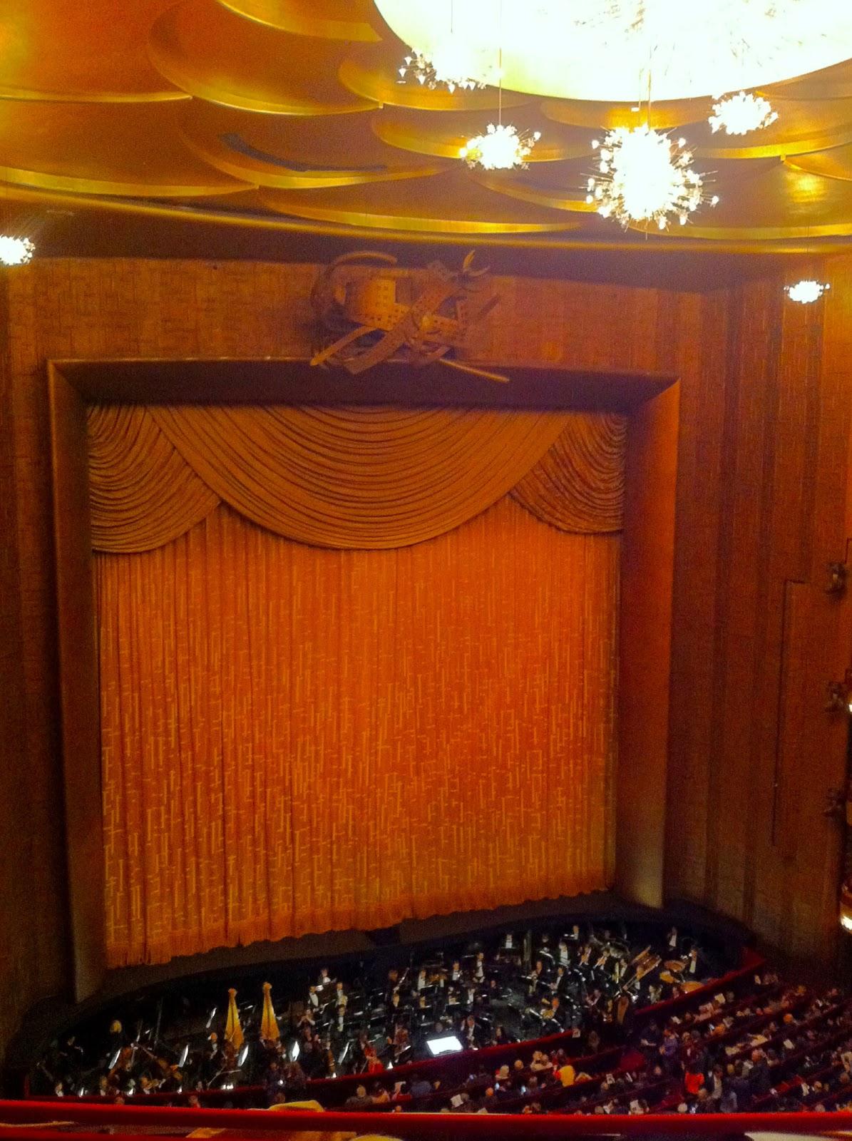 Bart Boehlerts Beautiful Things Opera Outing Turandot at the Met