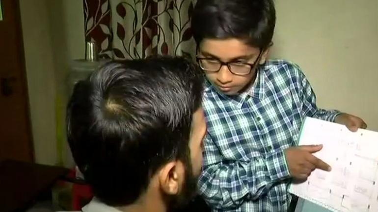 This 11-year-old boy Mohammad Hassan Ali teaches different courses to Engineers