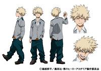 บาคุโก คัตสึกิ (Bakugo Katsuki) @ My Hero Academia: Boku no Hero Academia มายฮีโร่ อคาเดเมีย