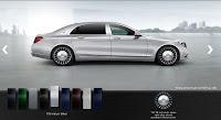 Mercedes Maybach S560 4MATIC 2019 màu Bạc Iridium 775