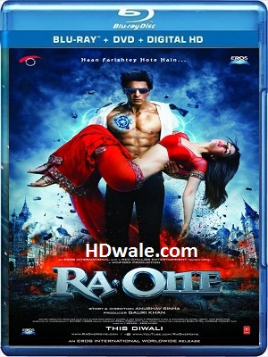 Ra One Full Movie Download Free (2011) HD 720p BluRay 1GB