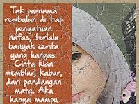 Resensi Puisi Tak Purnama Rembulan