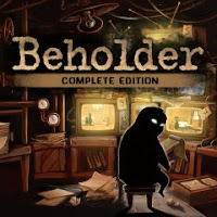 Beholder Complete Edition Game Logo