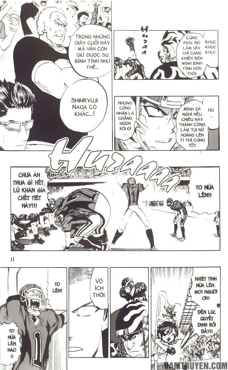 Eyeshield 21 chapter 197 trang 5